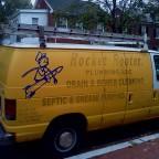plumber's truck